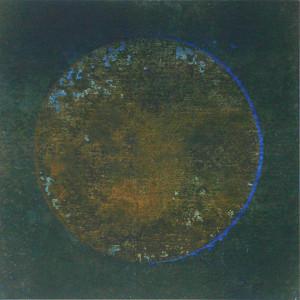 「円 | Circle」05 秋から冬へ E-4-1 45cm×45cm