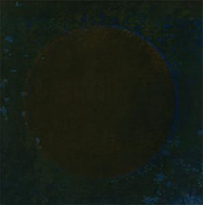 「円 | Circle」05 秋から冬へ E-4-2  30cm×30cm