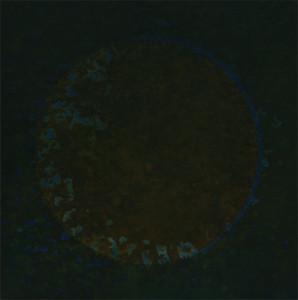 「円 | Circle」05 秋から冬へ F-4-2  15cm×15cm