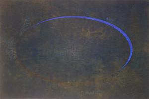 「楕円 | Ellipse」08 春 II B-2 75cm×112.5cm
