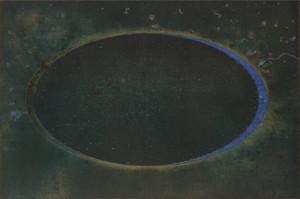 「楕円 | Ellipse」08 夏 III E-2 30cm×45cm