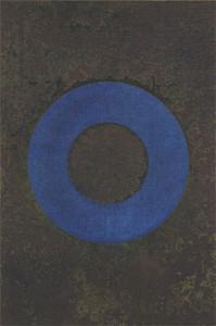 「円相 | The appearance of a circle」2010夏C-III-1  45×30cm