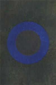 「円相 | The appearance of a circle」2010秋C-II-1  45×30cm
