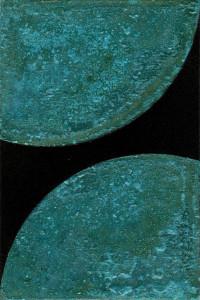 「弧 | Arcs」2011B-II-1 15cm×10cm