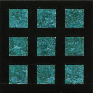 「方| Squares」2011B-II-1 10cm×10cm