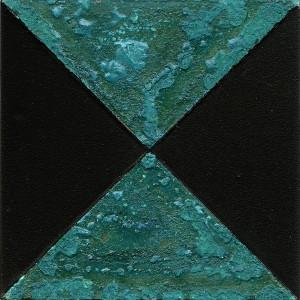 「方| Squares」2011C-I-1 6cm×6cm