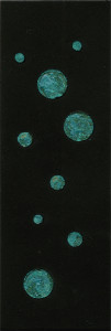 「游 | Floats」2011I-1 18cm×6cm