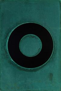 「円相 | The appearance of a circle」2011J-B-III 45cm×67.5cm
