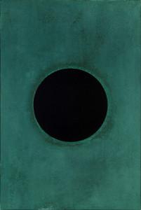 「円相 | The appearance of a circle」2011J-B-IV 45cm×67.5cm