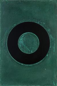 「円相 | The appearance of a circle」2011J-C-III 30cm×45cm