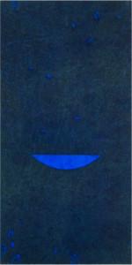 Memory of water C-III-2 60cm×30cm×2.4cm