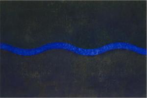 A wave Autumn B-II 45cm×67.5cm×3.7cm