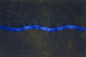 A wave Autumn B-III 45cm×67.5cm×3.7cm