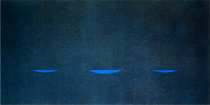 Memory of water A-II-1 60cm×120cm×3.0cm