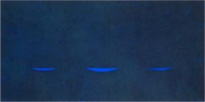 Memory of water B-II-1 45cm×90cm×2.7cm