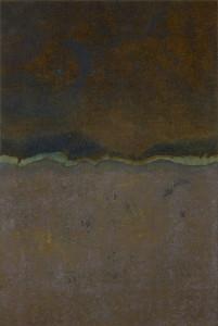 『茫漠』2018.Ⅰ-C-1 45×30×3.4cm